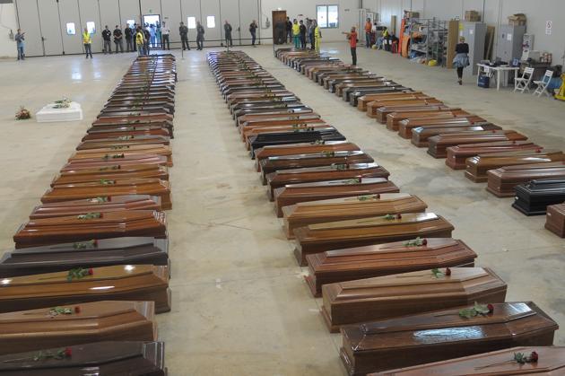 Comunicato stampa sulla tragedia di Lampedusa