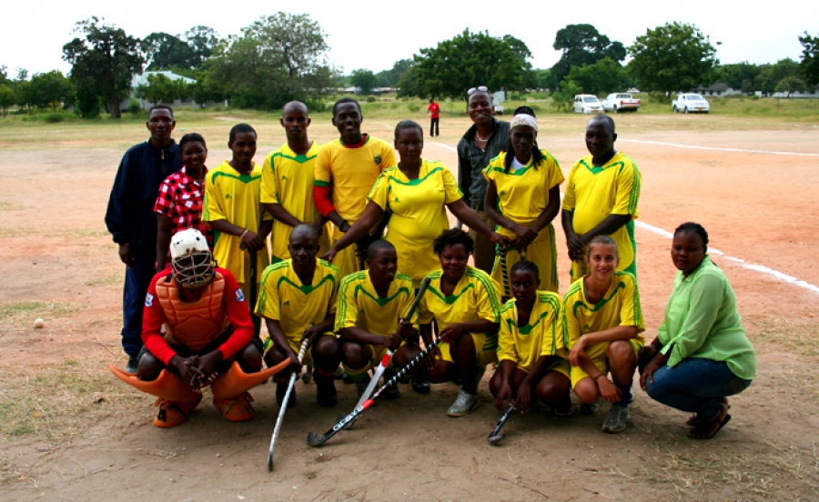 Campo di lavoro Hockey su prato in Tanzania